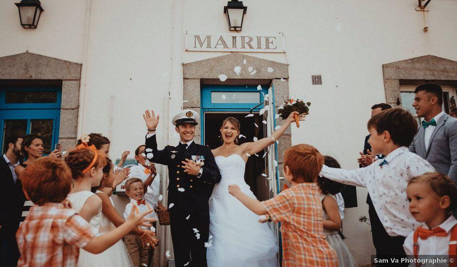 Le mariage de Kévin et Nadège à Quimper, Finistère