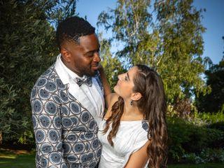 Le mariage de Christian et Eva 1