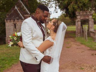 Le mariage de Christian et Eva