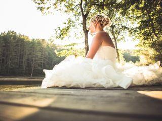 Le mariage de Gaëlle et Elie