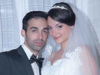 Le mariage de Jessica et Daniel 1
