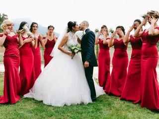 Le mariage de Manon et Samhuel