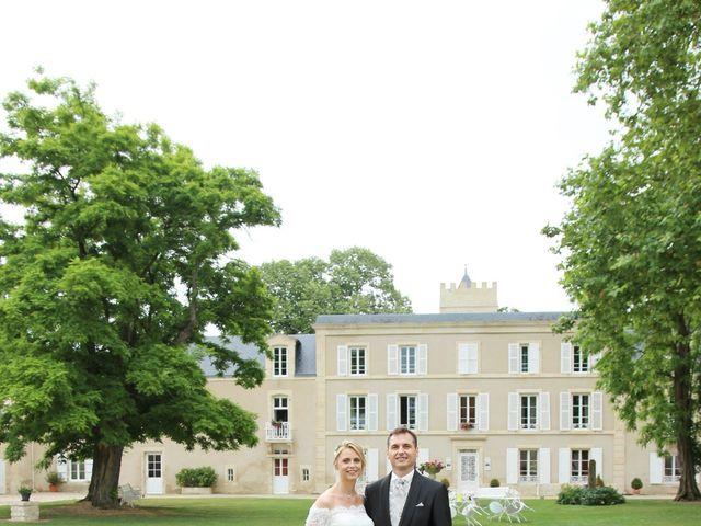 Le mariage de Cyrille et Myriam à Aiffres, Deux-Sèvres 11