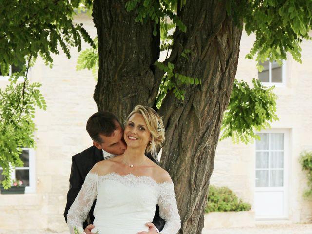 Le mariage de Cyrille et Myriam à Aiffres, Deux-Sèvres 13