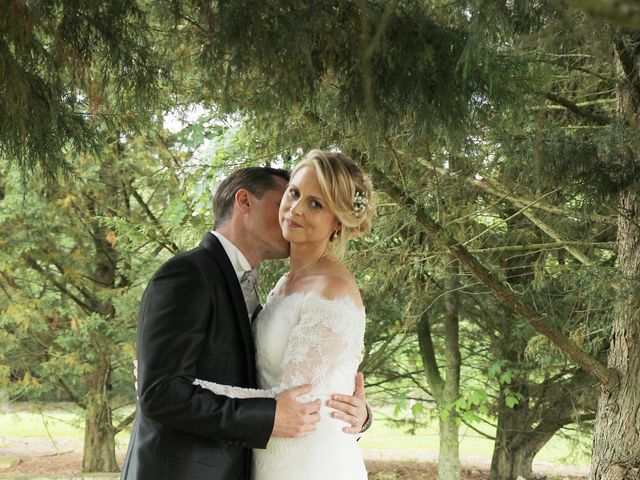 Le mariage de Cyrille et Myriam à Aiffres, Deux-Sèvres 14