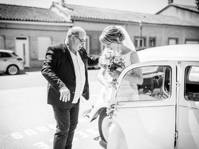 Le mariage de Cédric et Rachel à Labastide-Saint-Pierre, Tarn-et-Garonne 15