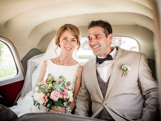 Le mariage de Cédric et Rachel à Labastide-Saint-Pierre, Tarn-et-Garonne 20