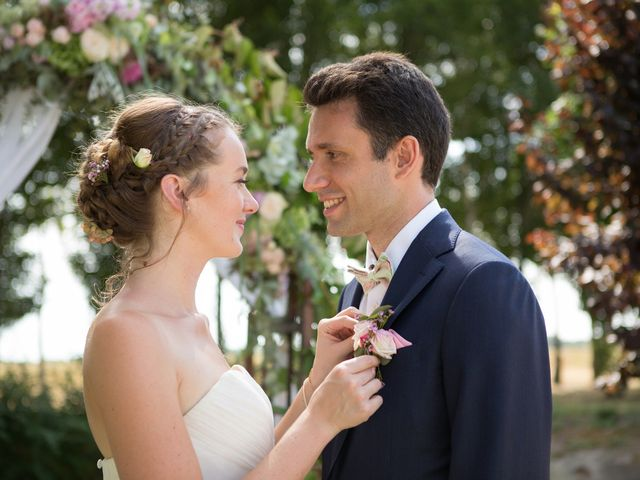 Le mariage de Aimée et Raphaël