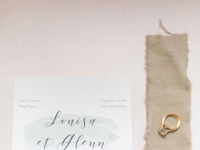 Le mariage de Glenn et Louisa à Vichy, Allier 12