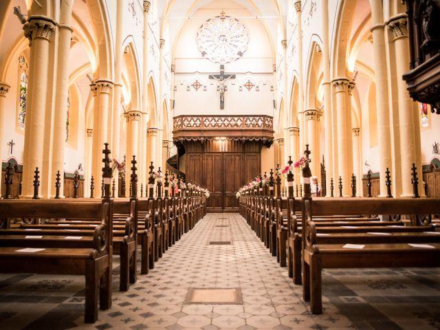 Le mariage de Elie et Gaëlle à Saint-Martin-la-Plaine, Loire 10