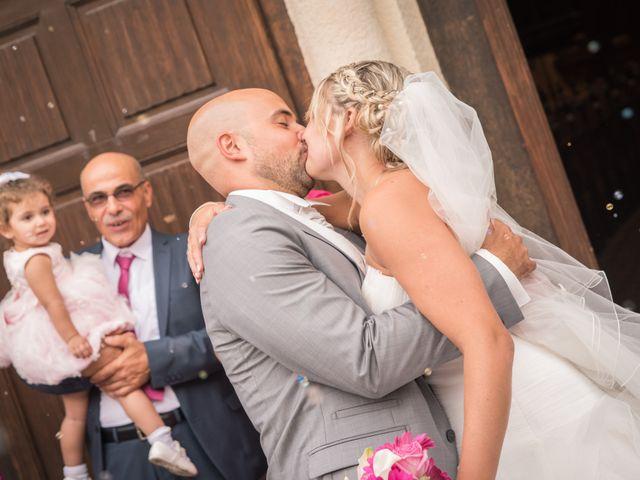 Le mariage de Elie et Gaëlle à Saint-Martin-la-Plaine, Loire 20