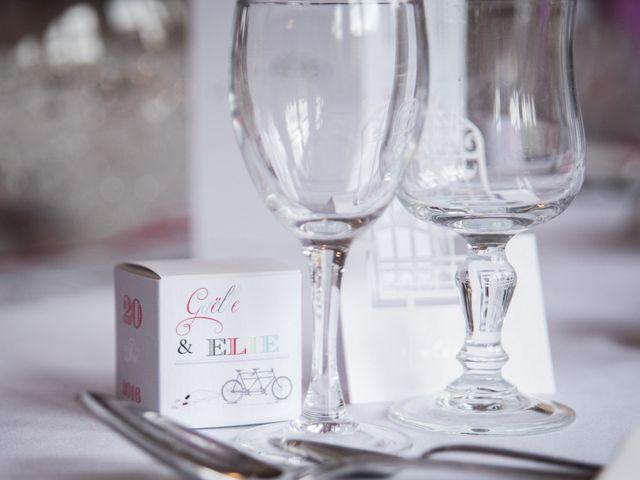 Le mariage de Elie et Gaëlle à Saint-Martin-la-Plaine, Loire 23