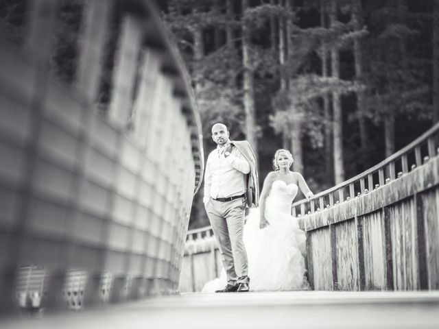 Le mariage de Elie et Gaëlle à Saint-Martin-la-Plaine, Loire 38