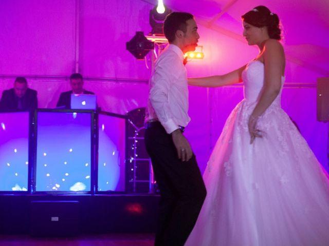 Le mariage de Jessica et Daniel
