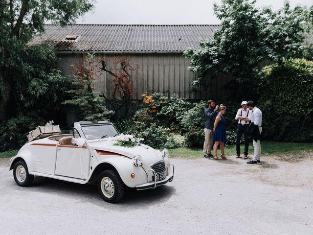Le mariage de Gautier et Marine à Pluvigner, Morbihan 7