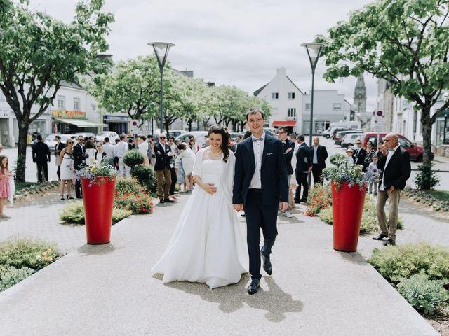 Le mariage de Marine et Gautier