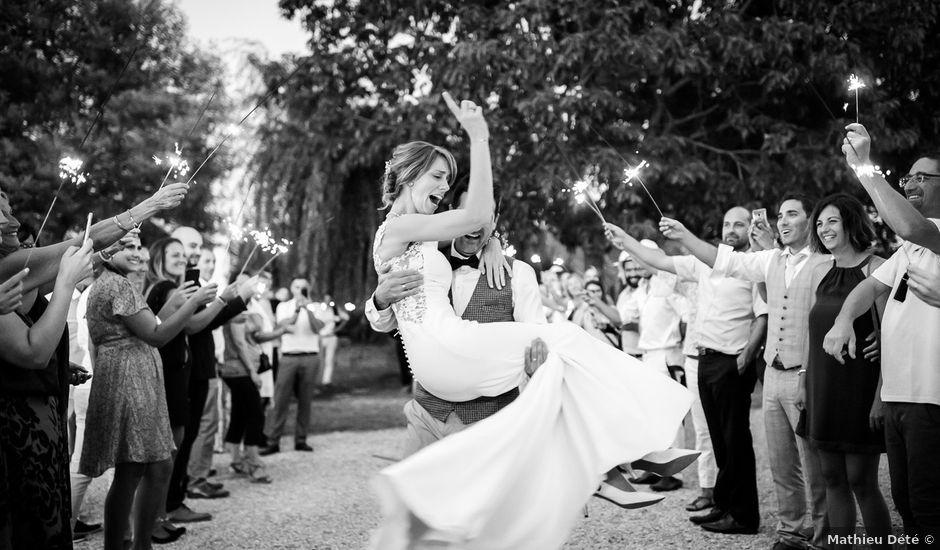 Le mariage de Cédric et Rachel à Labastide-Saint-Pierre, Tarn-et-Garonne