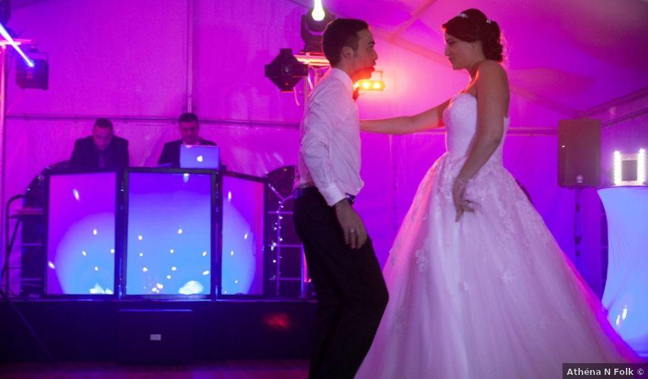 Le mariage de Daniel et Jessica à Saint-Germain-lès-Corbeil, Essonne