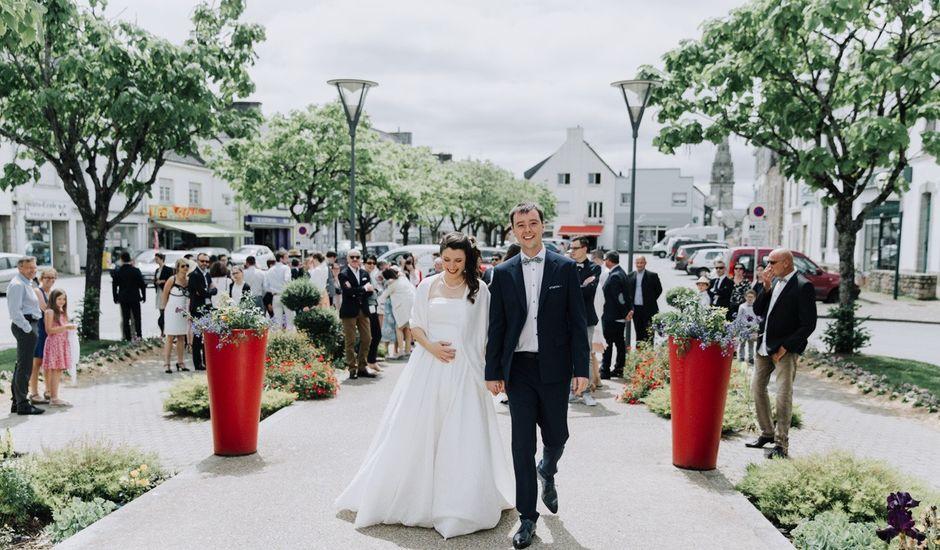 Le mariage de Gautier et Marine à Pluvigner, Morbihan