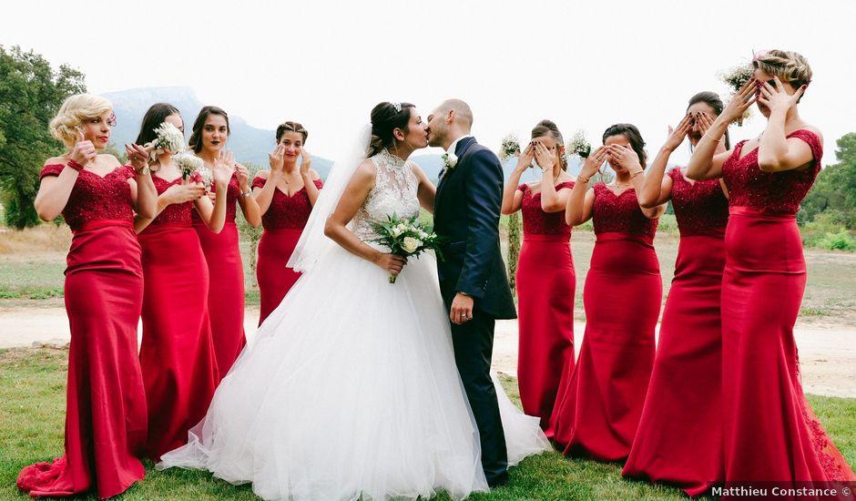 Le mariage de Samhuel et Manon à Aubagne, Bouches-du-Rhône