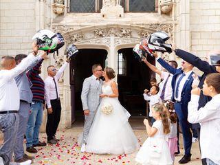 Le mariage de Anastasia et Romaric