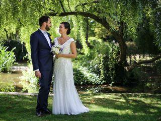 Le mariage de Suzanne et David