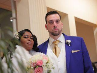 Le mariage de Carine et Goutelle 2