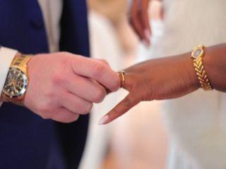 Le mariage de Carine et Goutelle 3