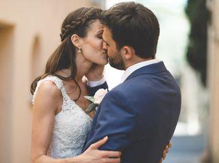 Le mariage de Edmée et Julien