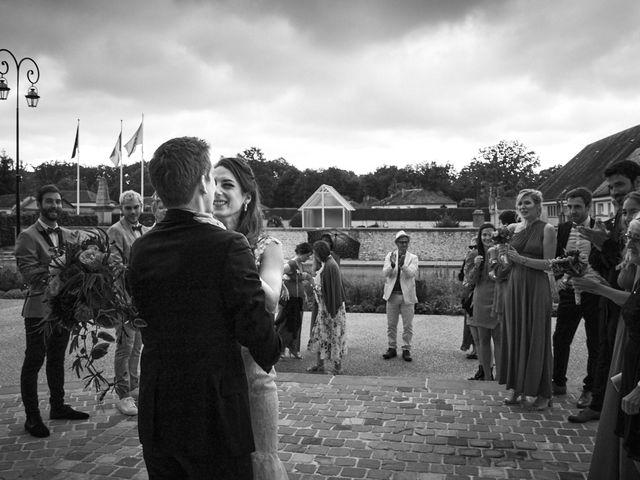 Le mariage de Maxime et Maja à Arnières-sur-Iton, Eure 36