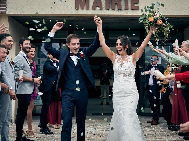Le mariage de Maxime et Maja à Arnières-sur-Iton, Eure 43