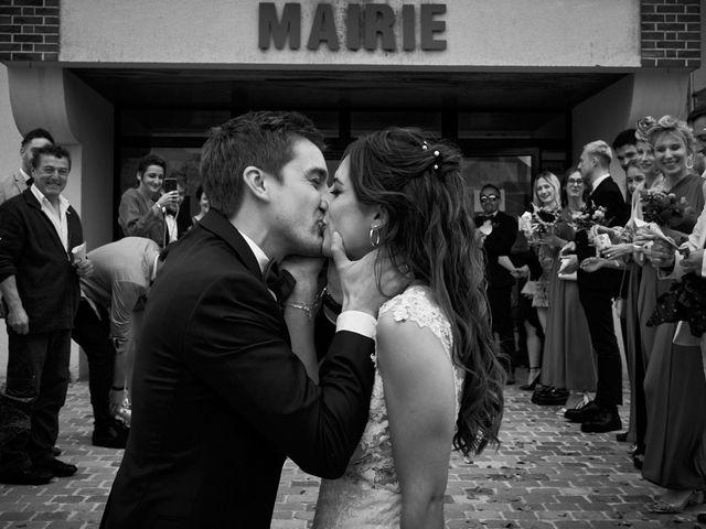 Le mariage de Maxime et Maja à Arnières-sur-Iton, Eure 44