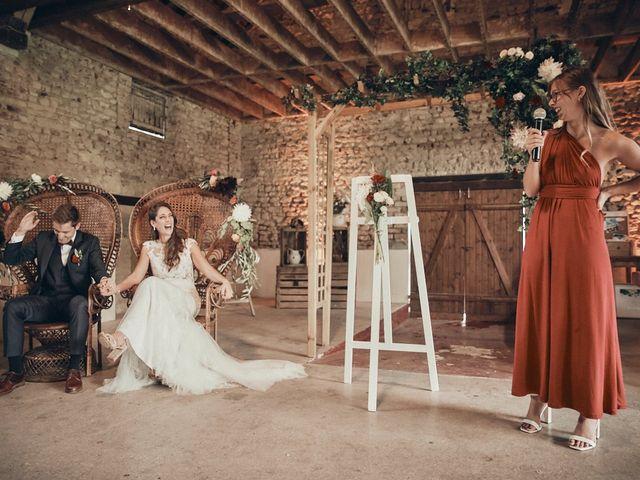 Le mariage de Maxime et Maja à Arnières-sur-Iton, Eure 49