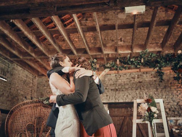 Le mariage de Maxime et Maja à Arnières-sur-Iton, Eure 55