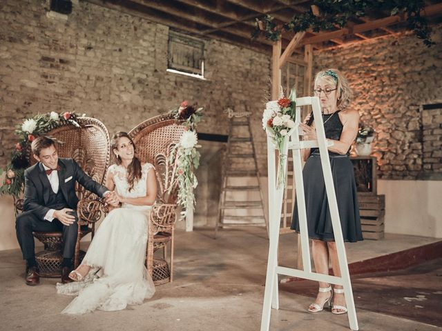 Le mariage de Maxime et Maja à Arnières-sur-Iton, Eure 64