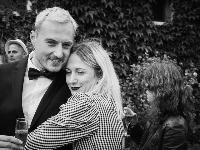 Le mariage de Maxime et Maja à Arnières-sur-Iton, Eure 89