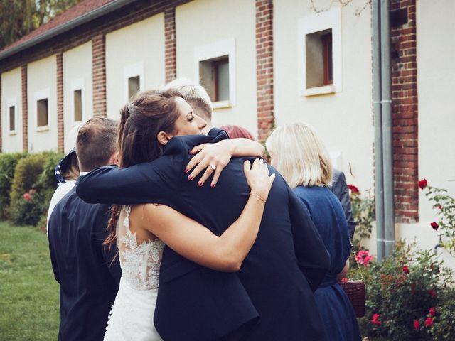 Le mariage de Maxime et Maja à Arnières-sur-Iton, Eure 92