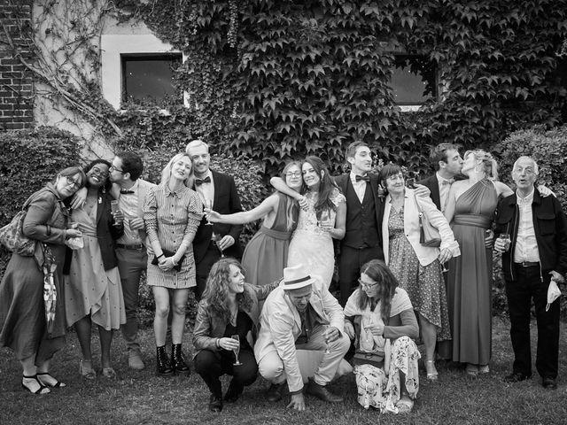 Le mariage de Maxime et Maja à Arnières-sur-Iton, Eure 99