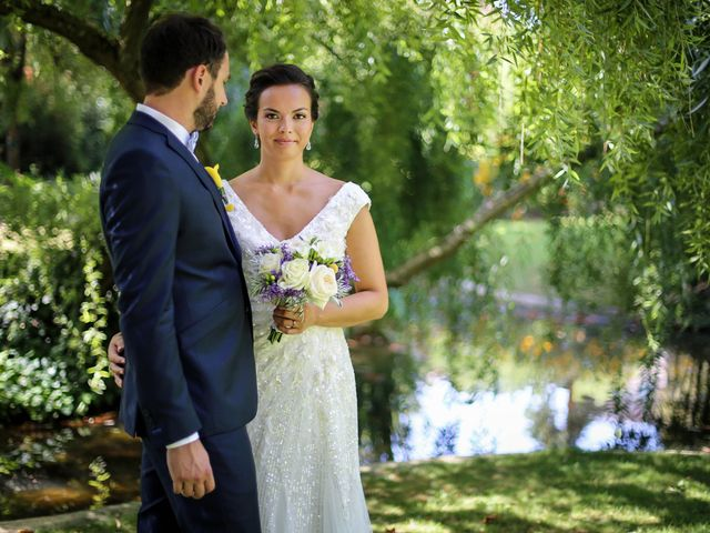 Le mariage de David et Suzanne à Poitiers, Vienne 16