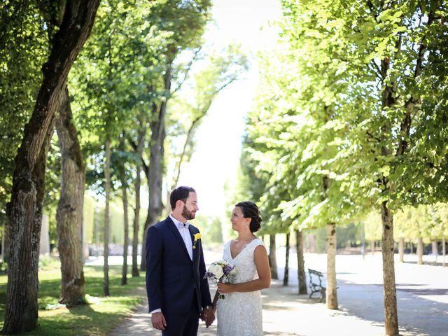Le mariage de David et Suzanne à Poitiers, Vienne 24