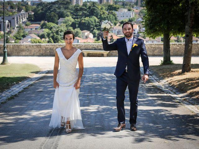 Le mariage de David et Suzanne à Poitiers, Vienne 27