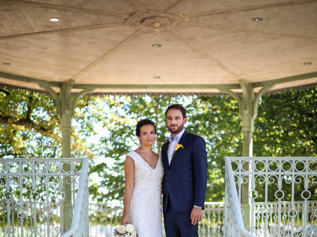 Le mariage de David et Suzanne à Poitiers, Vienne 28
