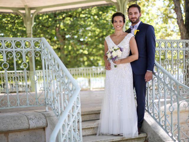 Le mariage de David et Suzanne à Poitiers, Vienne 29