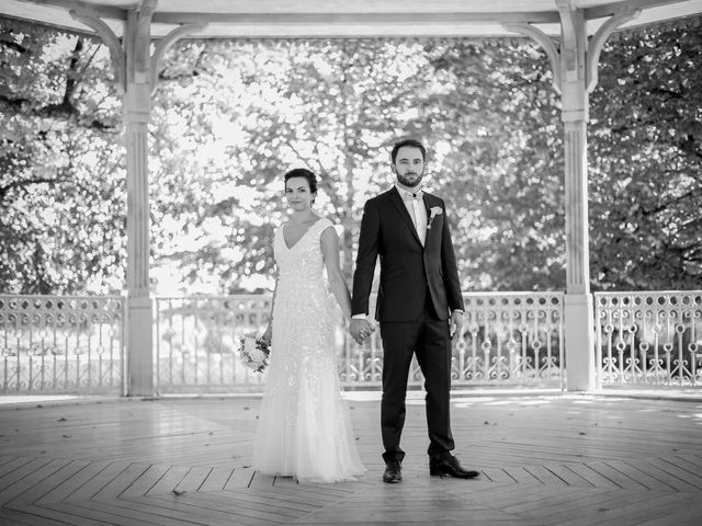 Le mariage de David et Suzanne à Poitiers, Vienne 31