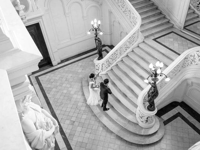 Le mariage de David et Suzanne à Poitiers, Vienne 35