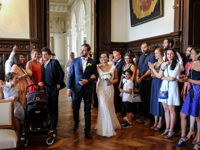 Le mariage de David et Suzanne à Poitiers, Vienne 36