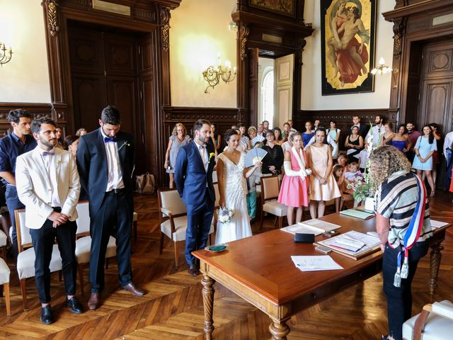 Le mariage de David et Suzanne à Poitiers, Vienne 42