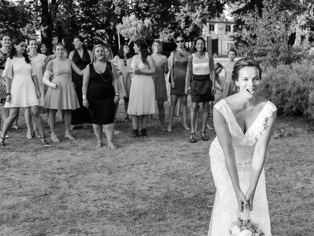 Le mariage de David et Suzanne à Poitiers, Vienne 76