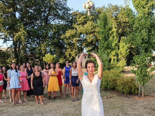Le mariage de David et Suzanne à Poitiers, Vienne 77