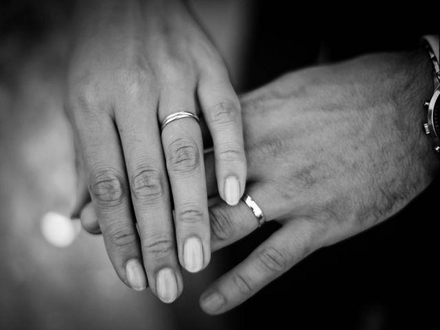 Le mariage de David et Suzanne à Poitiers, Vienne 91